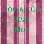 Jovial Cartoon Ox New Year Mug